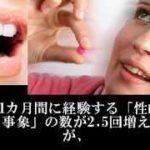 『女性用バイアグラ』米国で販売へ! FDA諮問委が承認を勧告!【フリバンセリン/Flibanserin】