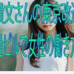 b堀江貴文さんの東京改造計画『低容量ピルで女性の働き方改革』について思うこと