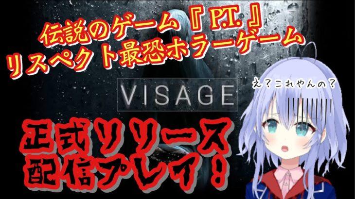 【VISAGE】襲い来るBBAからピルを貪りながら逃げる配信